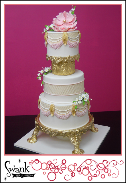 Cake Decorating Classes Wedding : Swank Cake Design - Sugar Arts Studio