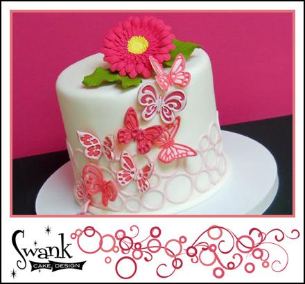 Swank Cake Design Sugar Arts Studio