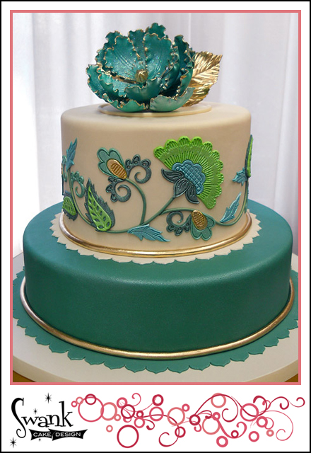 Cake Art Design School : Swank Cake Design - Sugar Arts Studio